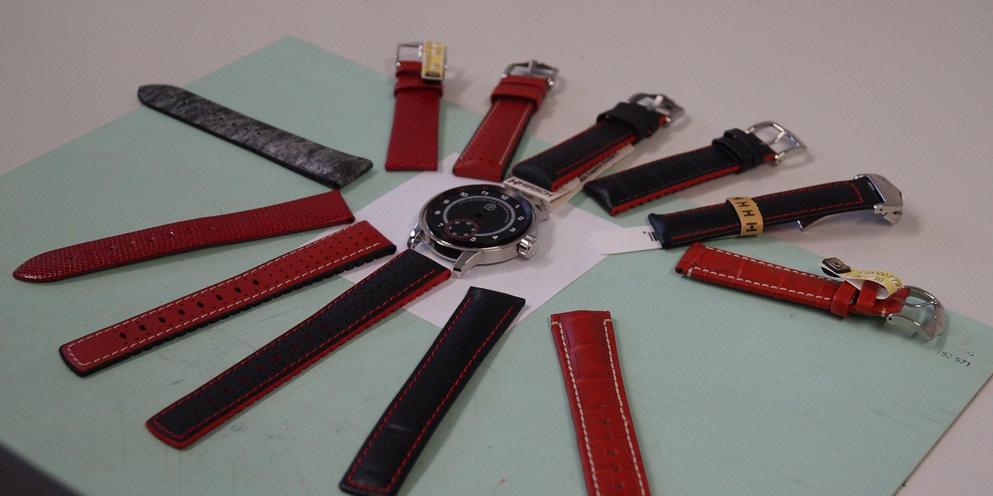 Unsere Uhrmacher bilden sich fort